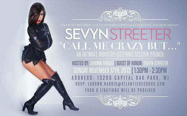 Sevyn Streeter Listening Session