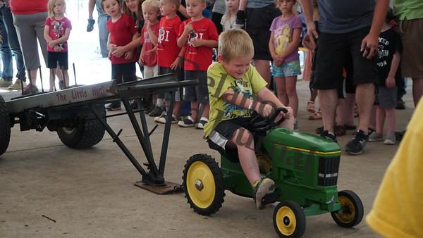 2018 kiddie pedal pull