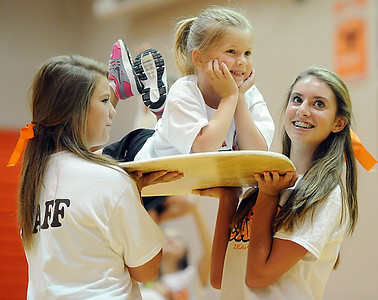 Cheer Camp, Many More Pictures coming