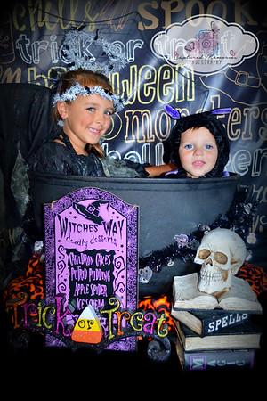 Autumn and Eddie Halloween 2014