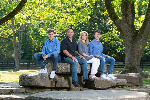 DeSilva Family Photo