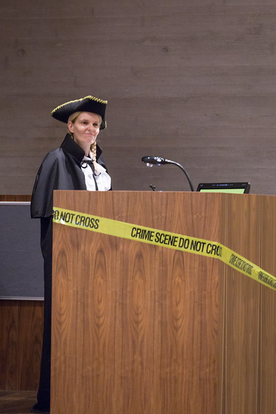 Oxford Brookes Founders Day - There's Been a Murder