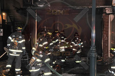 Levittown F.D. Signal 10 60 Division Ave. 7/1/12