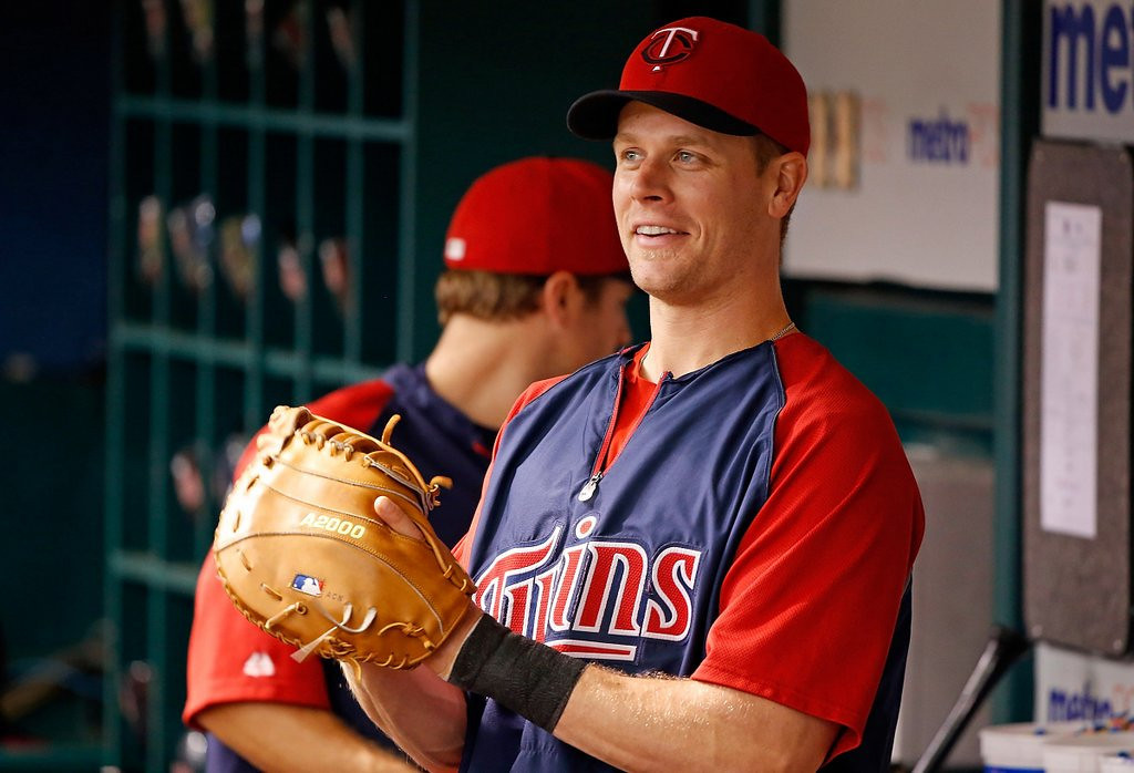 """. <p><b><a href=\'http://www.twincities.com/sports/ci_23759703/minnesota-twins-justin-morneau-could-play-10-more?source=rss\' target=\""""_blank\""""> 1. Justin Morneau </a></b> <p>From MVP ... to MIA ... to TBA ... (unranked) <p> --------------------------------------------  (J. Meric/Getty Images)  <br><p><b>Others receiving votes</b> <p>Sydney Leathers, Jerry Meals, Johnny Manziel, Michael Bloomberg�s New York City soda fatwa, Milwaukee Brewers, Lauren Green, Minnesota Twins Kiss Cam, Tony Stewart, Nazis on Social Security, Gary Player, Geno Smith, Eddie Lacy, Shea Allen, Aaron Hernandez, Albert Pujols, 2013 Baseball Hall of Fame induction, Pope Francis, Anthony Weiner, Don Shelby, Brian Urlacher, Greg Jennings, killer bees, Steve Elkington, San Francisco Giants, Jonathan Papelbon, Rush Limbaugh & Sean Hannity, CONCACAF Gold Cup, Francisco Garzon, Egypt, David Ortiz, Amanda Bynes. <p> <br><p>Follow Kevin Cusick on <a href=\'http://twitter.com/theloopnow\'>twitter.com/theloopnow</a>."""
