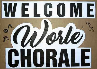 Worle Chorale  & Coro Nuñez de Arce.