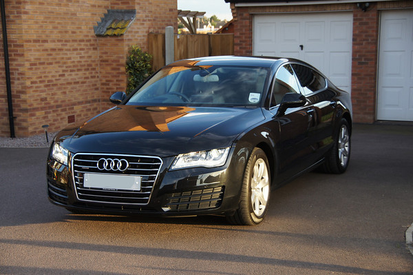 Audi A7 - 2012 to 2014