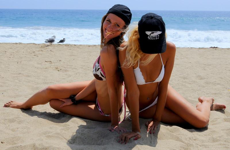 Bikini Swimsuit Models Goddesses