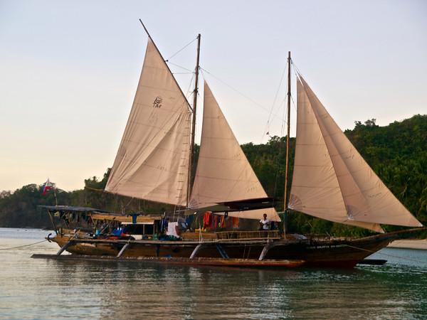 Tao Palawan Sailing Expedition