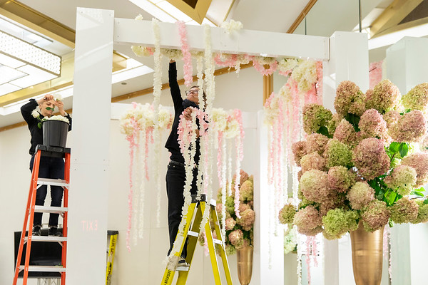 South Asia Bridal Expo - Production Shots