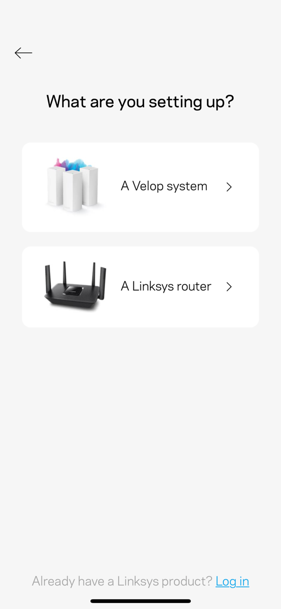 Setting up Linksys Velop as a Bridge
