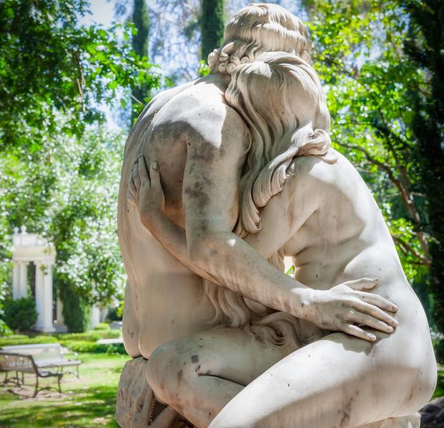 Sculpture, Montalvo Arts Center, Saratoga, California, 2010