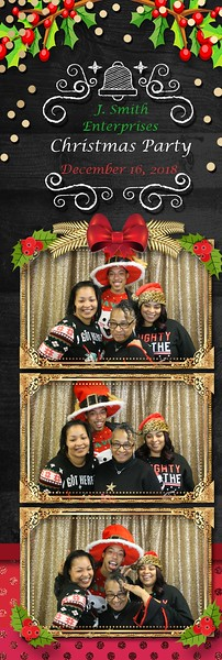 J SMITH ENTERPRISES  HOLIDAY PARTY
