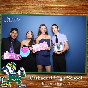 Cathedral High School Homecoming | Sept. 21 2013