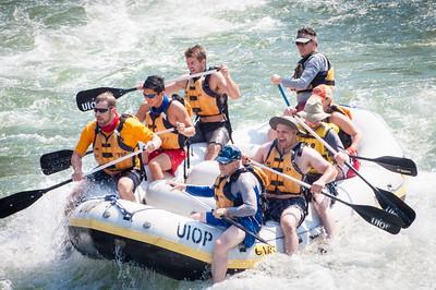 U Idaho WWAMI Raft Trip 2014