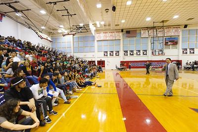 Socorro High School Best in Education Surprise