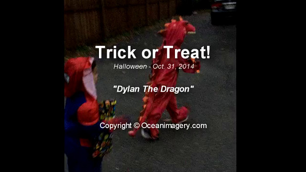 20141031 Arlington, VA. - Halloween Video