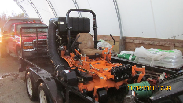 Scag Turf Tiger with bagger $9000
