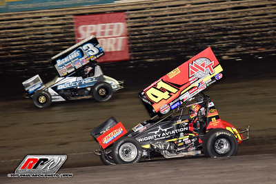 Knoxville Nationals - Friday - 8/11/17 - Paul Arch
