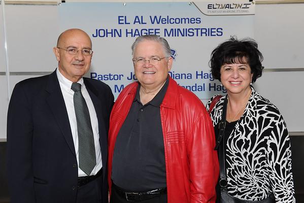 El Al John Hagee Ministries
