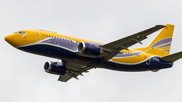 F-GIXE - Boeing 737-3B3(QC)