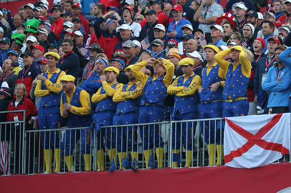 Ryder Cup Friday