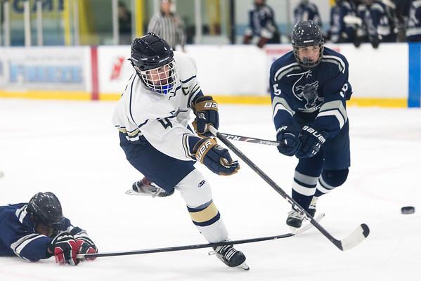 Howell @ Roxbury Varsity Hockey