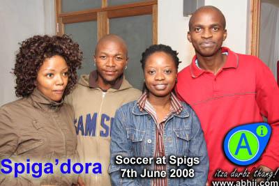 Spiga - 7th June 2008