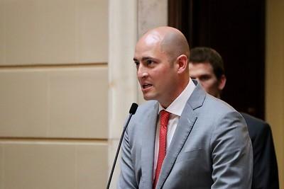 Senator Daniel Hemmert