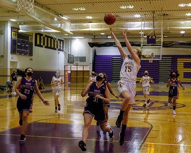 Girls Frosh Basketball v West Springfield 1/13/21