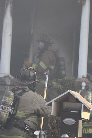 Structure Fire - Berryhill Street - February 27, 2019