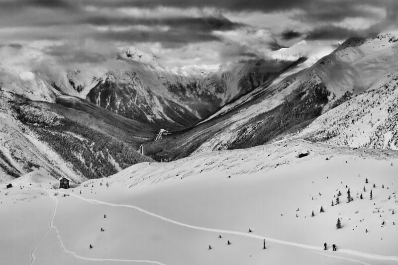Asulkan Valley 2013, Rogers Pass, BC