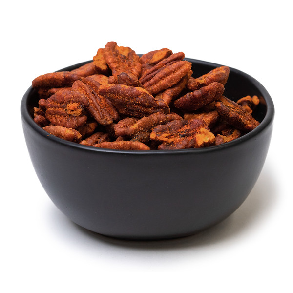 Fresh Chile Company - New Mexico Pecan - Red Chile Pecans.jpg