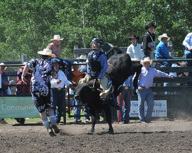 Boys Steer Riding (Section 2)