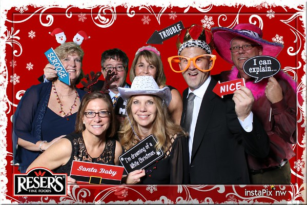 Reser's Holiday Party, 2015
