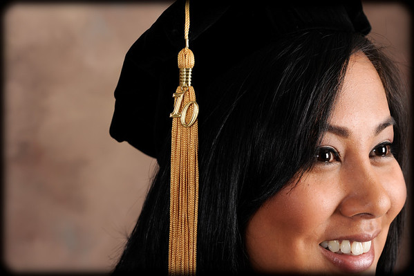 Mae's Graduation Photos