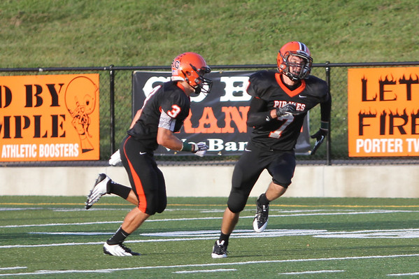 Football:  Wheelersburg vs. Coal Grove 2013