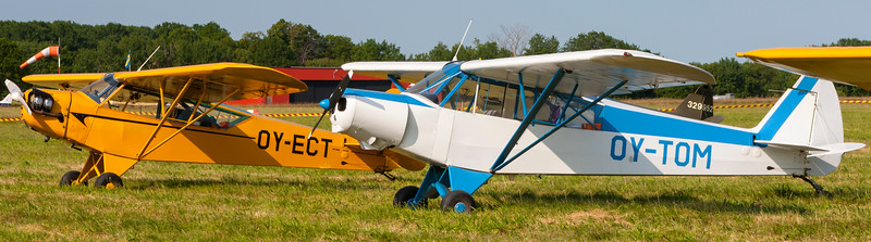 OY-TOM - Piper PA-18-105 Super Cub