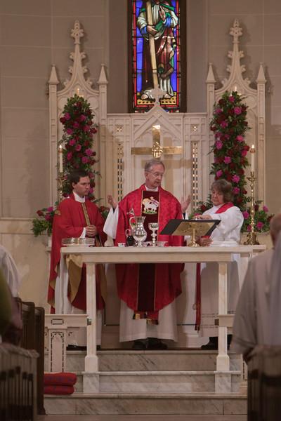 Joe Mitchell Ordination to Priesthood