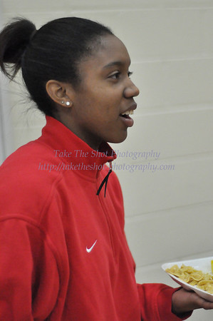 2011-01-07 BHS Women's Basketball VS Providence