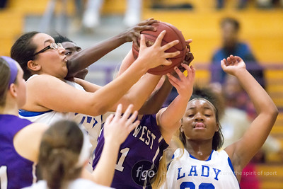 12-8-15 Minneapolis North V Minneapolis Southwest Girls Basketball