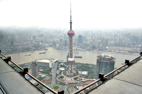 The Towers of Shanghai