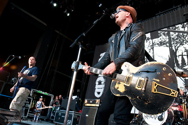 Rancid - Honda Civic Tour 2011
