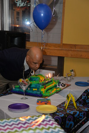 Kevin F. Turns 50