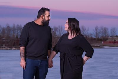 Amy & Vivek