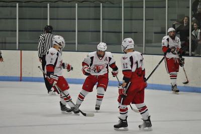 AC Wings vs North St. Paul - Dec 29