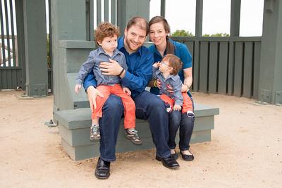 Biener Family May 2015