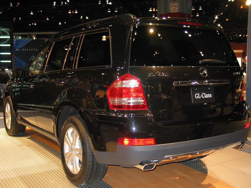 2007 Mercedes GL 450