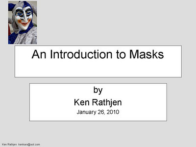 An Introduction to Masks