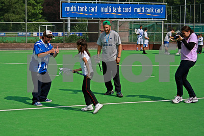 6/19/2012 - Israel Lacrosse National Team Youth Clinic - Het Amsterdamse Bos, Amsterdam, The Netherlands