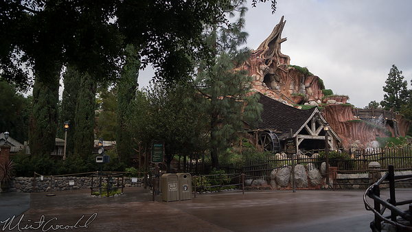 Disneyland Resort, Disneyland, Critter Country, Splash Mountain